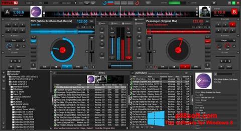 Ekran görüntüsü Virtual DJ Windows 8